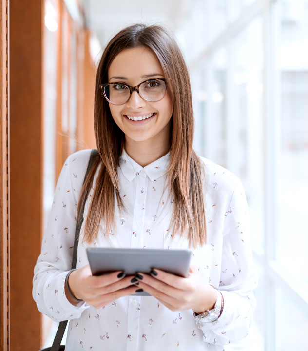young-girl-with-glasses-holding-an-ipad